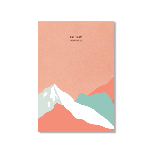 DAILY DIARY_MOUNTAIN