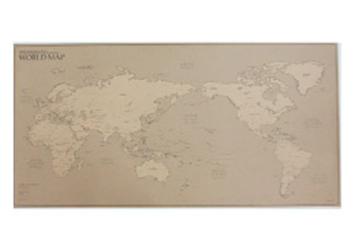 WORLD MAP ver. kraft